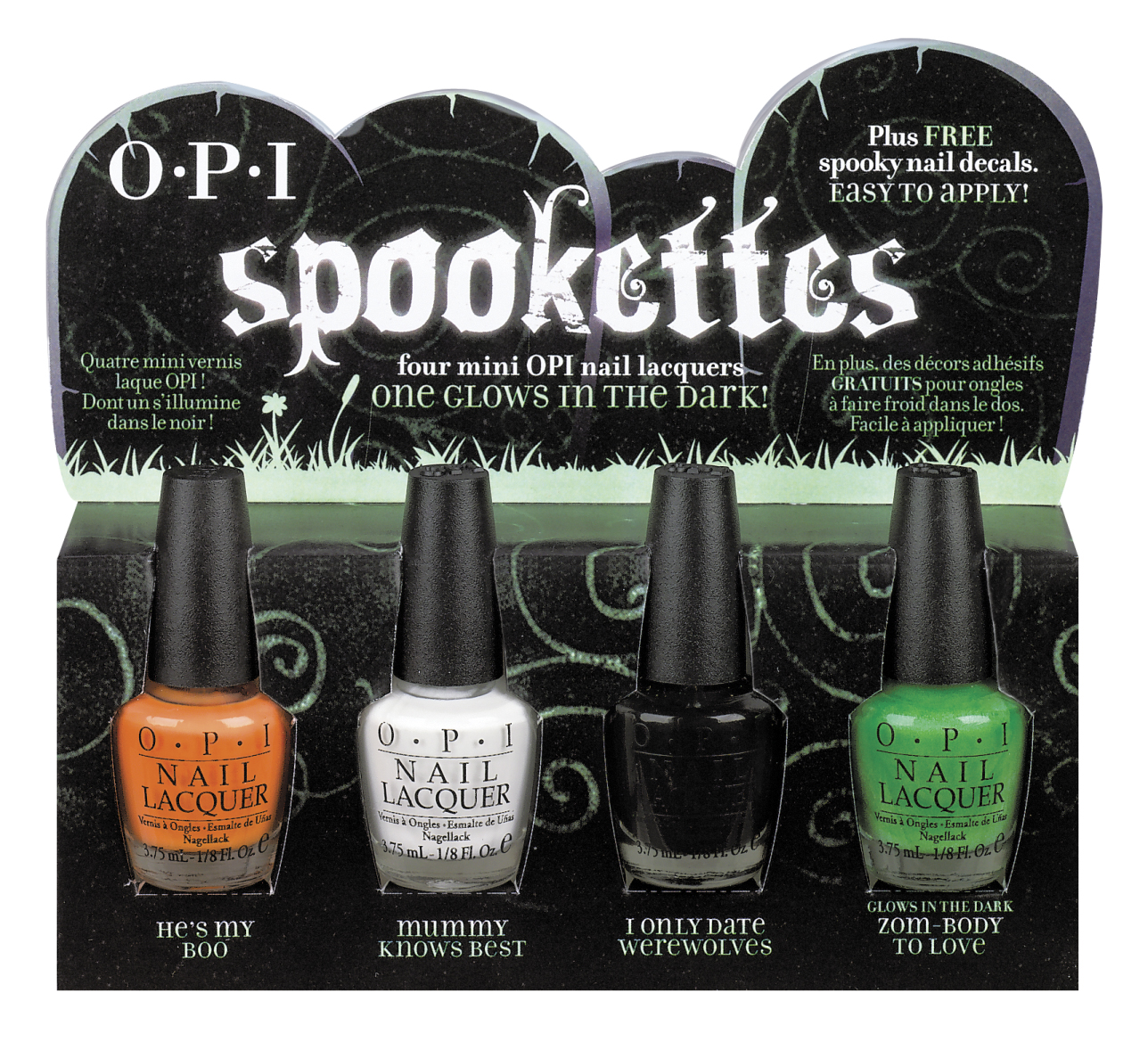 Spookettes Mini Pack