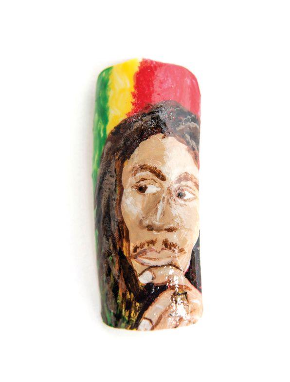 <p><strong>Honorable mention:</strong> Bob Marley by Liza Waitzman, Spring Valley, Calif.</p>