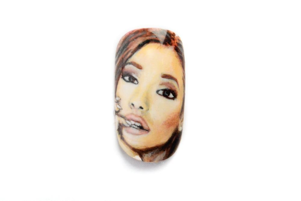 <p>Honorable mention: Ariana Grande by&nbsp;Caroline Ostling,&nbsp;Olofstorp, Sweden</p>
