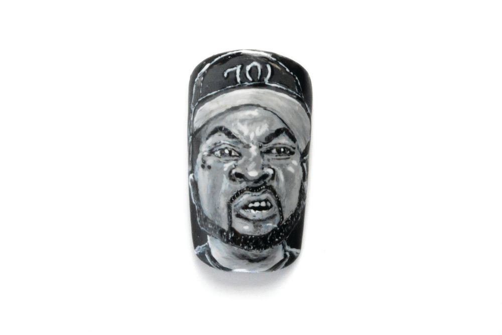 <p>3rd place: Ice Cube by&nbsp;Fabian Robles,&nbsp;Beverly Hills, Calif.</p> <p>&nbsp;</p>