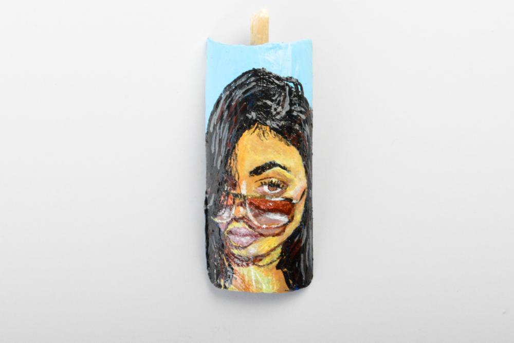 <p>Kylie Jenner by Knieya Peterson, Temecula, Calif.&nbsp;</p>
