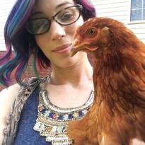 Injured Chicken's Beak Repaired With Nail Gel