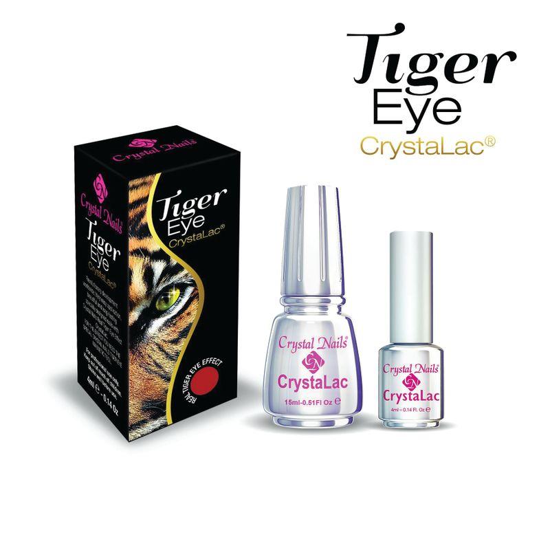 <p>Crystal Nails Tiger Eye Crystalac Gel Polish<br />www.crystalnails.com <br /> @crystal_nails_official</p>