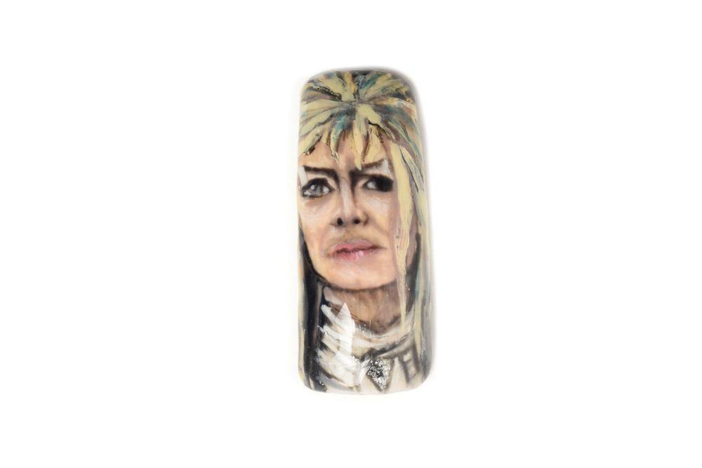 <p>David Bowie<br />Lexi Majack, <br />Racine, Wis.</p>