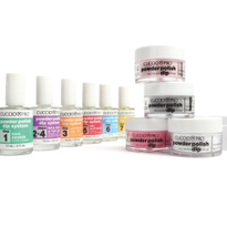 Pro Powder Polish Nail Color Dip System Start Kit