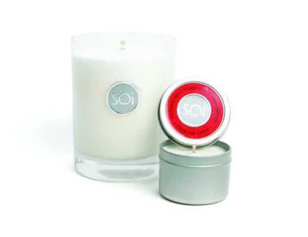 100% All-Natural Soy Candles