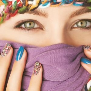 Behind the Scenes: Sweater Nails