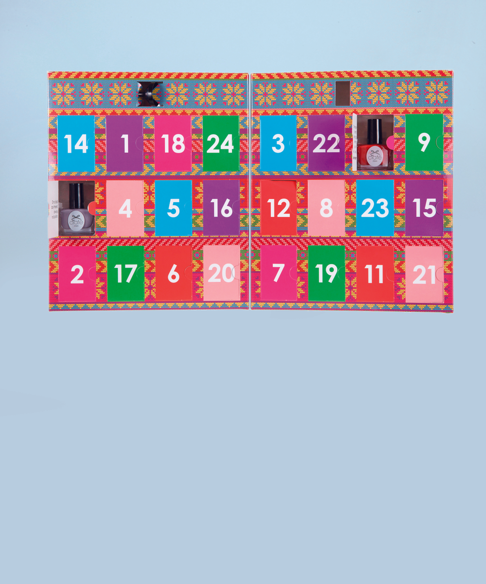 "<p>Upgrade your advent calendar with Ciate's Mini Mani Month. Who needs chocolate when you can open mini paint pots, glitter sprinkles, bespoke sequin blends, caviar pearls, salon-quality treatments, and some secret surprises? This is the gift that keeps giving every day of the season. <a href=""http://www.ciate.co.uk/"">www.ciate.co.uk. </a></p>"