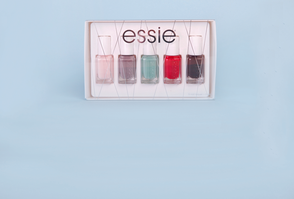 "<p>This set of five mini nail polishes from Essie is the ultimate gift for any occasion or season. Recipients can use them at home or take them to the salon. The five iconic shades included are: Ballet Slippers, Chinchilly, Turquoise &amp; Caicos, Forever Yummy, and Wicked.<a href=""http://www.essie.com/""> www.essie.com</a>.&nbsp;</p>"