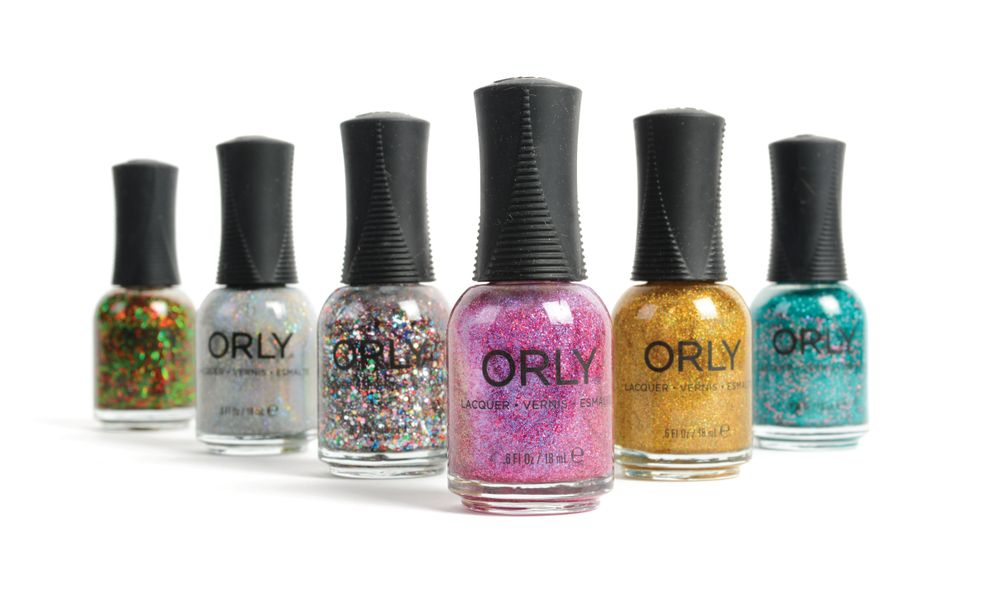 <p>Indulge in all things that shine with Orly&rsquo;s holiday collection, Sparkle. This palette of metallics, glitters, and exploding sequins are packed with a double dose of festive glitter to adorn finger tips this season.&nbsp;</p>