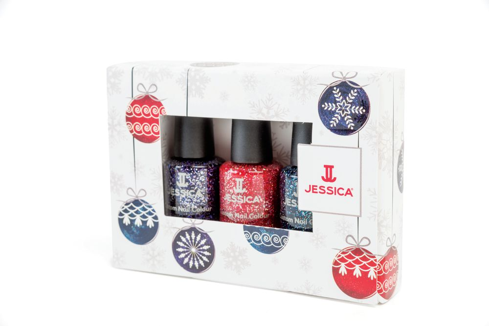 <p>Jessica Cosmetics Phenom Precious mini collections feature long-lasting polish with metallic finishes inspired by precious metals and gems. These shades are sure to help your client outshine the rest this holiday season.</p>