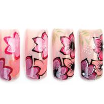 Nail Art Studio: Carmine Corollas