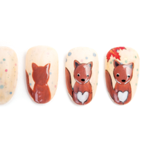 Nail Art Studio: Fall Fox