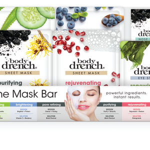Sheet Masks and Strips