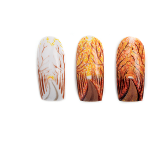Nail Art Studio: Autumn Stroll