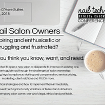Veteran Educators Launch Business Conference for Nail Salon Owners