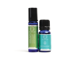 Peppermint Essential Oil and Immunity Protective Blend
