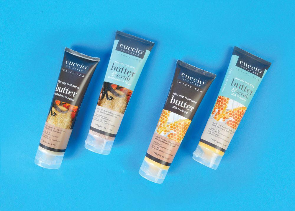 "<p>Cuccio Naturalé Butter Essentials <br /><a href=""http://www.cuccio.com"">www.cuccio.com </a></p>"