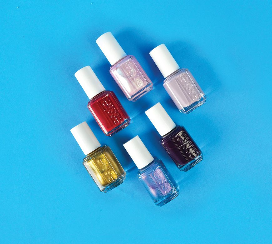"<p>Essie Winter Collection<br /><a href=""http://www.essie.com"">www.essie.com</a></p>"