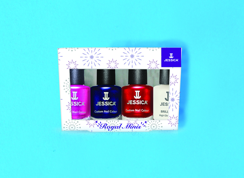 """<p>Jessica Royal Minis<br /><a href=""""http://www.jessicacosmetics.com"""">www.jessicacosmetics.com</a></p>"""