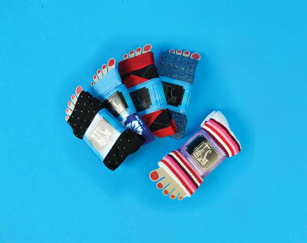 "<p>Holiday Pedi-Sox<br /><a href=""http://www.originalpedisox.com"">www.originalpedisox.com </a></p>"