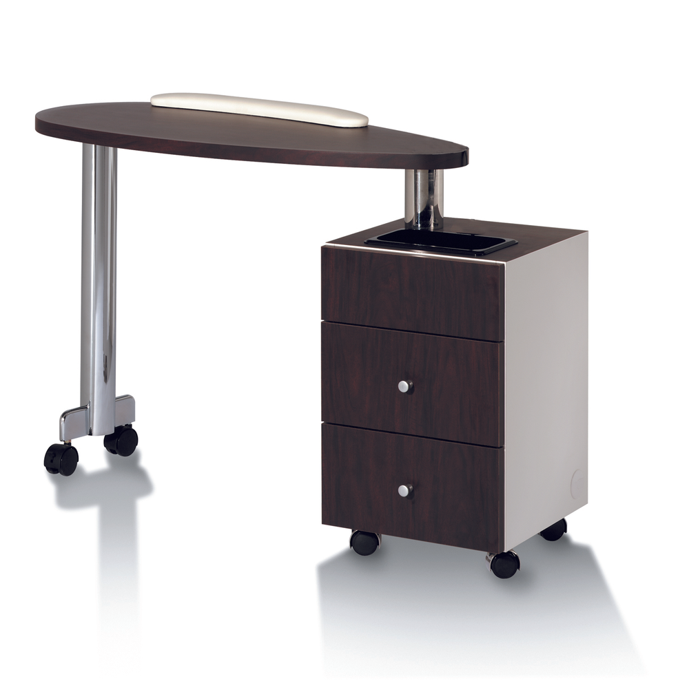 <p>&nbsp;</p> <p>2nd: Veeco Manufacturing Delta Manicure Table<br />3rd: Backscratchers Salon Systems Salon Vac<br />4th: China Glaze 480 Permanent Rack<br />5th: Buff &amp; Go Inc. Portable Workstation</p>