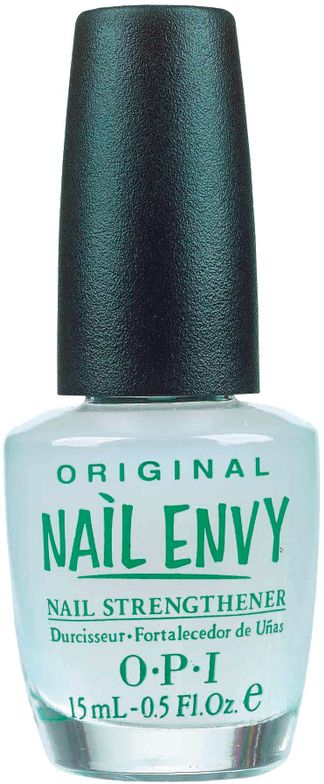 <p>FAVORITE STRENGTHENER OR TREATMENT</p> <p>1. <strong>OPI Products:</strong> Nail Envy</p> <p>2. <strong>Nail Tek:</strong> Nail Tek/Hydration Therapy Strengtheners</p> <p>3. <strong>CND:</strong> Toughen Up</p> <p>4. <strong>China Glaze:</strong> Nail Strengthener &amp; Growth Formula</p> <p>5. <strong>Nailtiques:</strong> Formula 2</p>