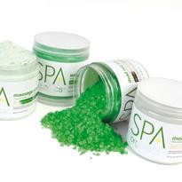 Spa Organics Lemongrass and Green Tea