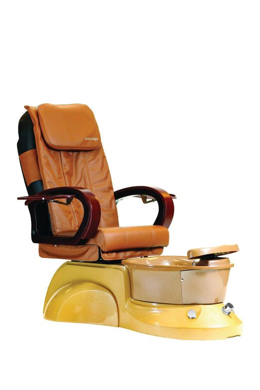 """<p>The Lily pedicure spa by <a href=""""http://www.lonestarchair.com/"""">AYC Group</a> boasts Shiatsu Logic massage technology and a unique tub design. Shiatsu Logic technology combines the settings of rolling, kneading, tapping, pressing, and knocking to give your client a memorable massage. And for the nail tech, the spa&rsquo;s teardrop tub design and the base that&rsquo;s not as wide as a traditional spa basin means you&rsquo;ll get better maneuverability and effortless access to the client&rsquo;s feet.</p>"""