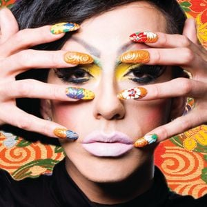 """""""Gorgeous"""" Art Inspires Spectacular Nails"""