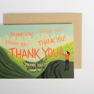Retail Boutique: Thank-You Cards