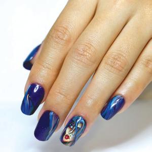 Charisma Nail Innovations Nail Art Tutorial
