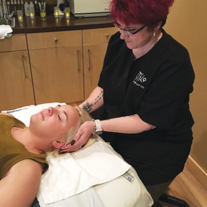 My Other Life: Melissa Finch, Reiki Practitioner