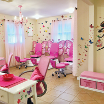 New Jersey Salons Pamper Little Girls and Mothers