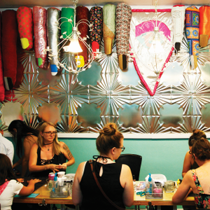 Denver Salon Collaborates With Sculptor for Cultural Event