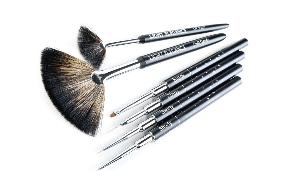 "<p>Light Elegance Celina Rydén Signature Series Art Brush Kit<br /><a href=""http://www.lightelegance.com"">www.lightelegance.com</a></p>"