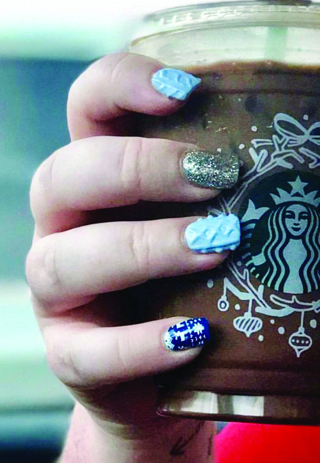 <p>Ashley Donnelly<br />Nails by Ashley Donnelly<br />Hope Mills, N.C.</p>