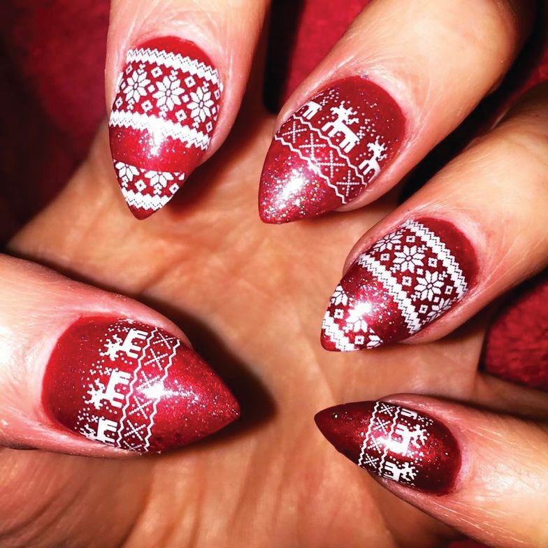 <p>Kelly Clyne<br />Kelly Clyne Nails at Rebeauty<br />Sprowston, England</p>