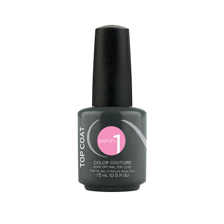 "<p>Entity Color Couture Soak-Off Top Coat</p> <p><a href=""http://www.entitybeauty.com"">www.entitybeauty.com </a></p>"