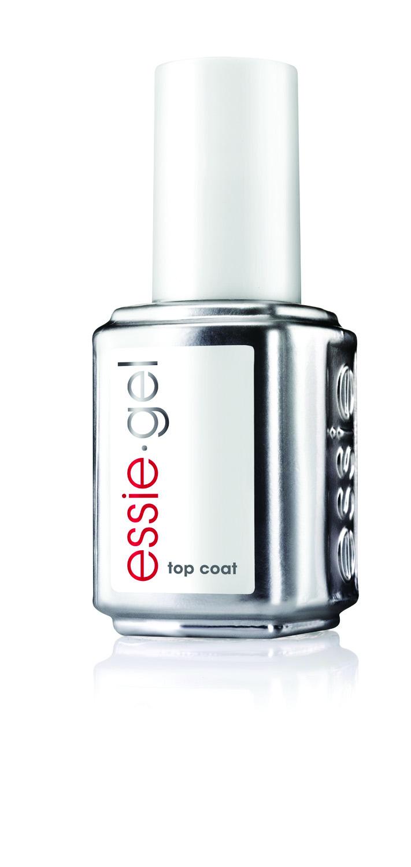 """<p>Essie Gel Top Coat</p> <p><a href=""""http://www.essie.com"""">www.essie.com </a></p>"""