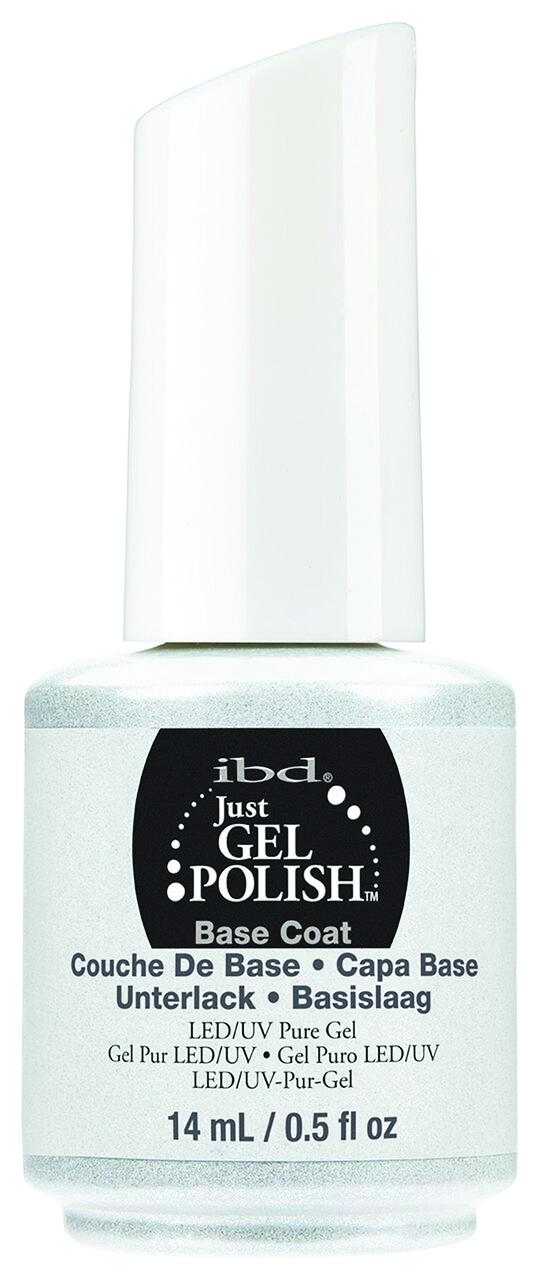 "<p>IBD Just Gel Polish Base Coat </p> <p><a href=""http://www.ibdbeauty.com"">www.ibdbeauty.com </a></p>"