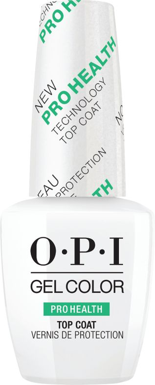 "<p>OPI ProHealth Top Coat </p> <p><a href=""http://www.opi.com"">www.opi.com</a></p>"