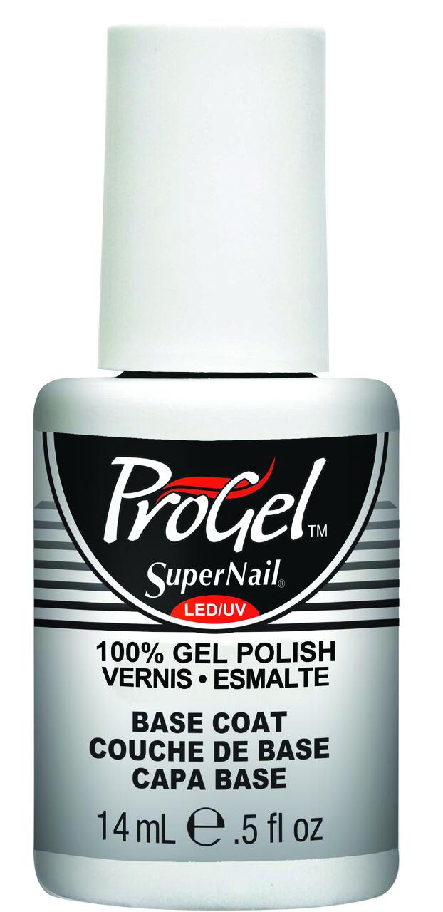 "<p>SuperNail ProGel Base Coat</p> <p><a href=""http://www.supernailprofessional.com"">www.supernailprofessional.com</a></p>"