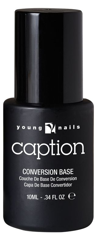 "<p>Young Nails Conversion Base Coat </p> <p><a href=""http://www.youngnails.com"">www.youngnails.com </a></p>"