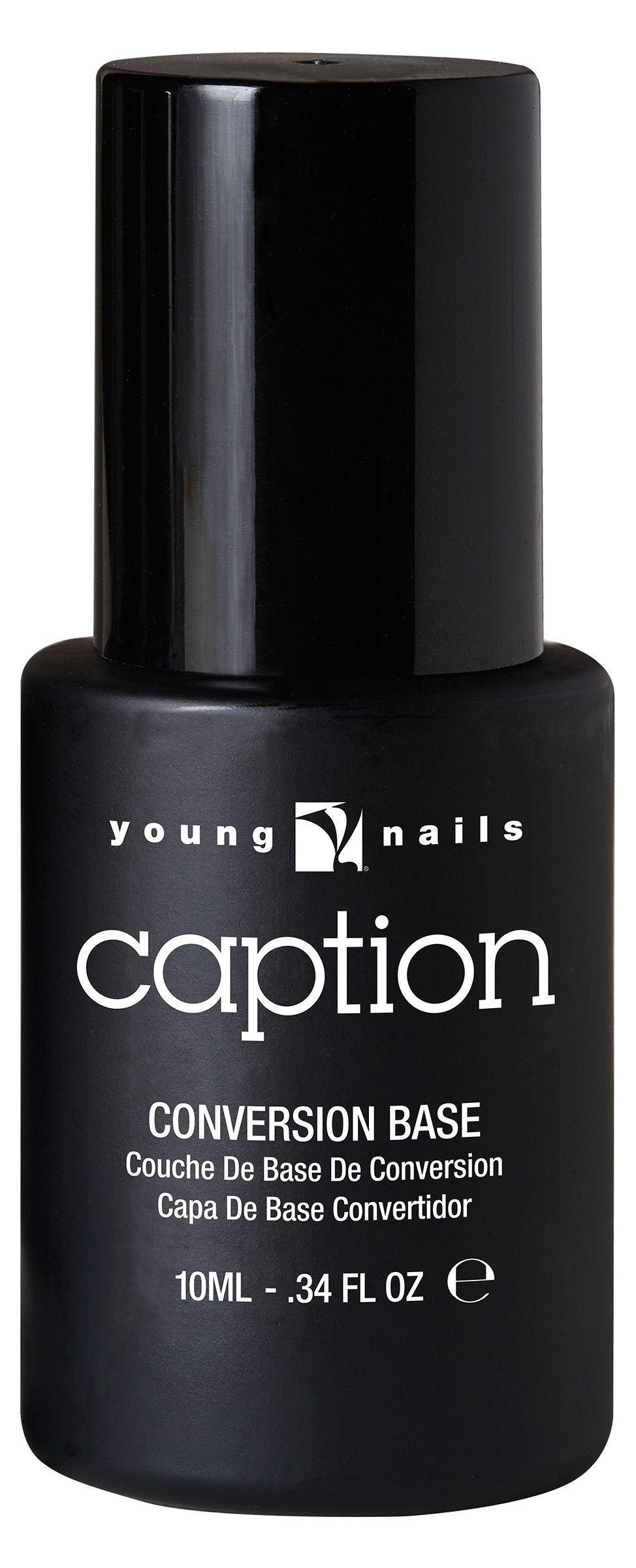 "<p>Young Nails Conversion Base Coat </p> <p><a href=""http://www.youngnails.com"">www.youngnails.com </a></p>"
