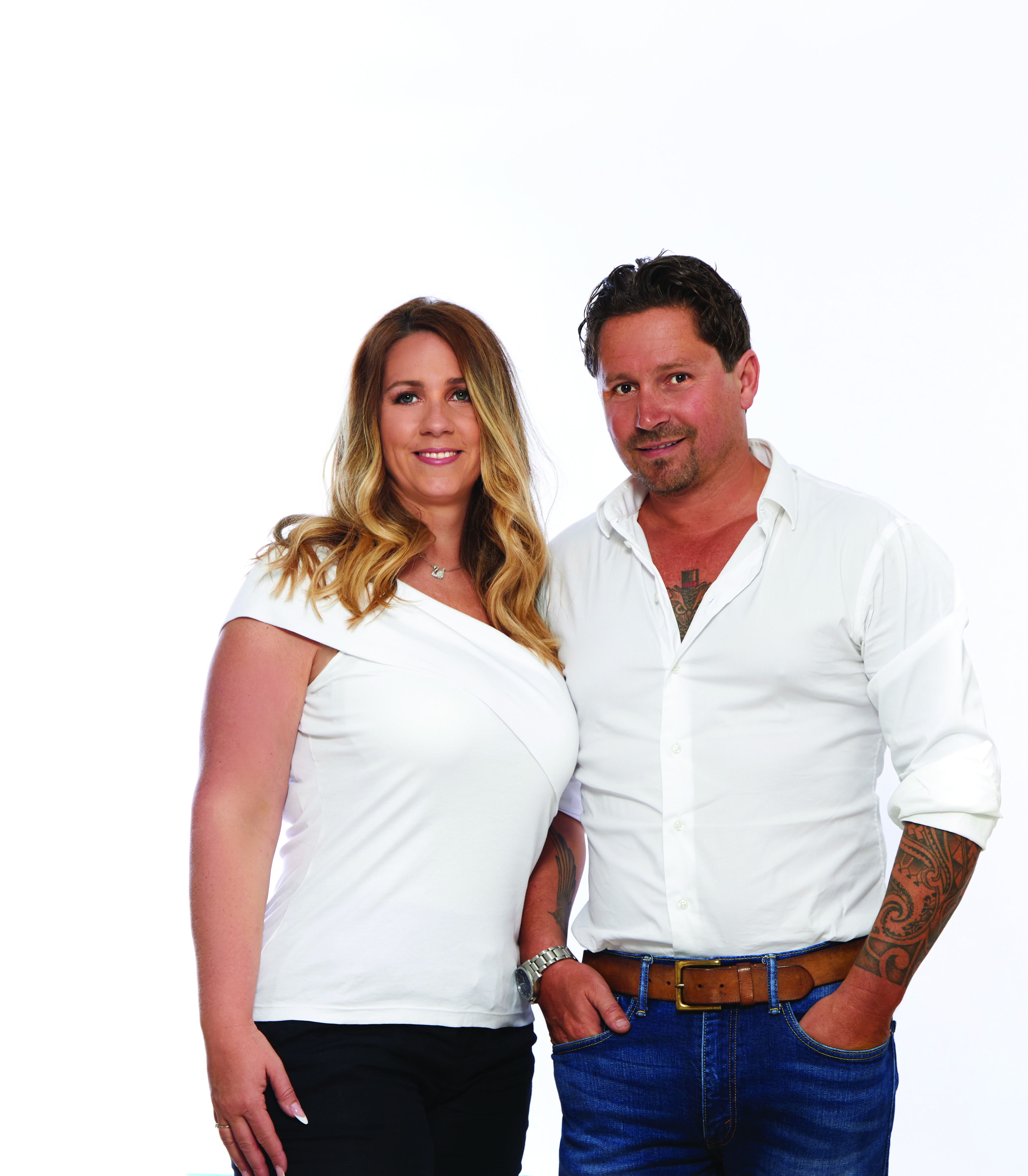 Husband and  Wife Nail Competitors Launch Company