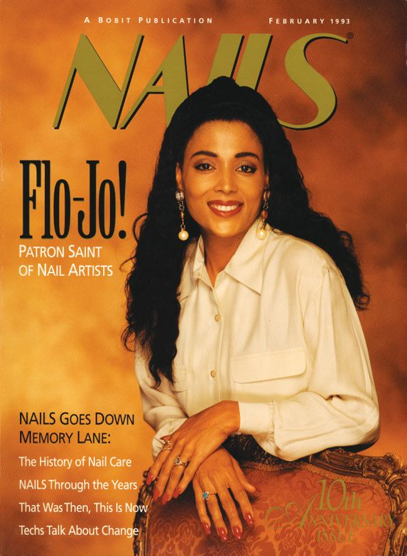 <p><strong>1993</strong>: Florence Griffith-Joyner graces our 10th anniversary cover.</p>