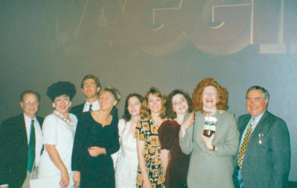 <p><strong>1993</strong>: NAILS wins first Maggie Award for Best Special Interest Trade Magazine.</p>