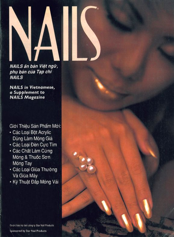 <p><strong>1996</strong>: NAILS launches its first Vietnamese edition. It is revived in 2006.</p>