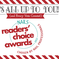 NAILS Readers' Choice Awards 2012: It's All Up To You!